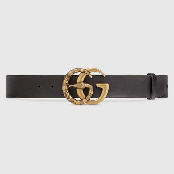 Gucci Belts With Snake