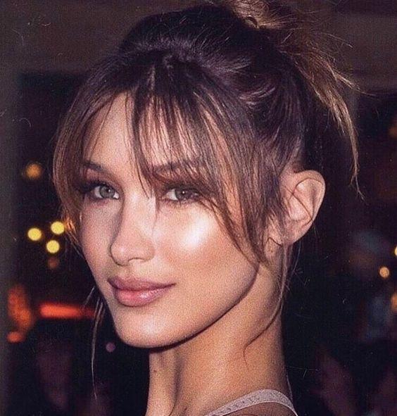 Bangs Hairstyle