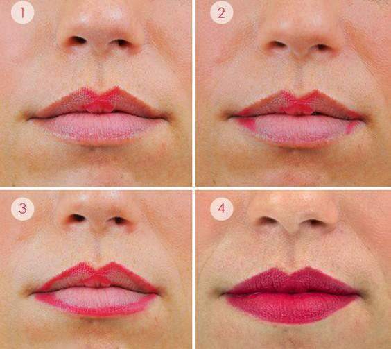 Lipstick hacks
