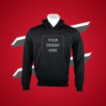 customisable hoodie