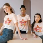 High Quality T-shirt printings